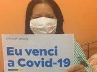 Moradora de Cerejeiras vence a Covid-19 e seis novos casos são confirmados nessa terça-feira (23)
