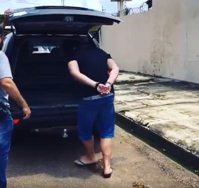 Polícia Civil prende um dos traficantes mais procurados de Rondônia