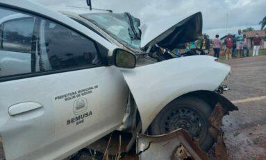 Rolim de Moura: motorista da secretaria de saúde de Rolim morre em trágico acidente na RO 010