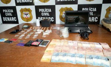 RO: maior traficante de droga sintética é preso em condomínio de luxo