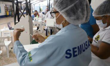 Na capital, agendamento de vacinas para idosos a partir de 65 anos encerra em menos de 3 horas
