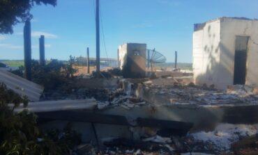 Chupinguaia: moradores têm quase R$ 10 mil em alimentos perdidos durante incêndio