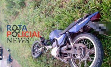 Motociclista morre ao atingir traseira de carreta na BR-174 próximo a Vilhena