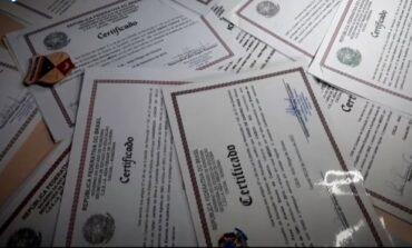 """Dupla que vendia certificados de conclusão de ensino médio pelo Facebook é presa pela PC durante a operação """"LOKI"""""""
