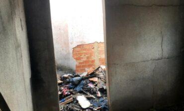 Porto Velho: homem entra em casa em chamas e salva bebê de sete meses