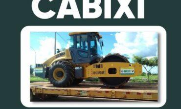 Cabixi: rolo compactador é adquirido após recurso do Senador Marcos Rogério