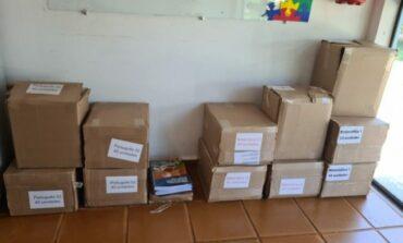"""Governo entrega kits didáticos da """"Coleção Diálogos"""" para atender alunos da rede estadual no Cone Sul de Rondônia"""