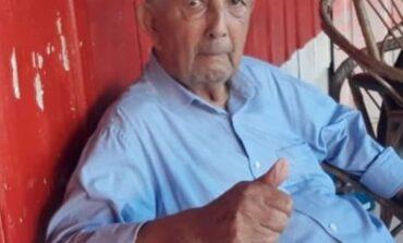 Pioneiro em Chupinguaia, pai de ex-Presidente da Câmara falece aos 85 anos