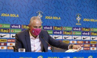 Eliminatórias: Tite convoca seleção para enfrentar Equador e Paraguai