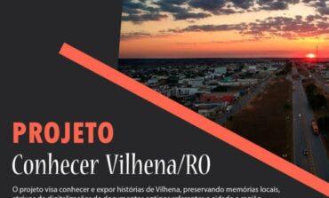 Projeto de extensão apresenta fatos e curiosidades sobre a história do município de Vilhena