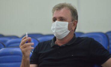 Deputado Luizinho Goebel testa positivo para Covid-19 e faz tratamento em Porto Velho