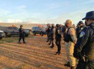 Chupinguaia: PM garante segurança em operação que constatou desocupação de fazenda invadida