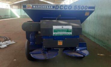 ASCCOL recebe equipamentos que auxiliarão moradores na produção agrícola