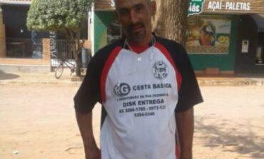 Homem encontrado morto ontem, na área rural de Cerejeiras, é identificado por familiares