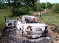 Corpo de homem é encontrado carbonizado na área rural de Cerejeiras