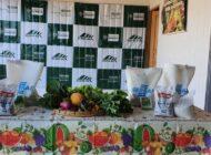 Emater lança projeto de horta doméstica e entrega kits para produtores em Pimenteiras do Oeste