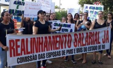 ACAMPAMENTO NOS QUARTÉIS- Esposas de militares iniciam protestos nessa quinta em frente os quartéis de todo o Estado de Rondônia
