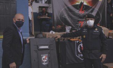 Deputado Ezequiel Neiva sugere ao comandante-geral da PM o Curso de Formação de Sargentos 100% EAD