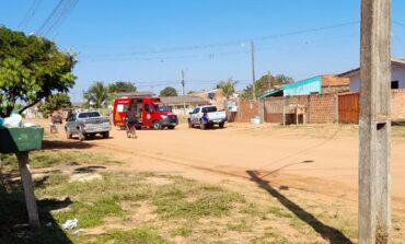Homem é morto a tiros no bairro Cristo Rei, em Vilhena