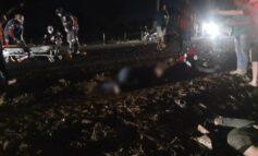 Colisão entre motos e carreta deixa quatro mortos, incluindo um PM e dois adolescentes em Rondônia
