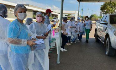 """Projeto """"Juventude Voluntária"""" conta com mais de 500 jovens atuando em dez municípios de Rondônia"""