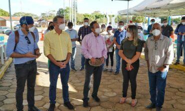 Governo atende pedido do deputado Luizinho Goebel e realiza drive-thru de testagem rápida da covid-19 em Vilhena