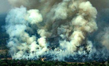 Satélite do INPE começa a registrar focos de queimadas em Rondônia
