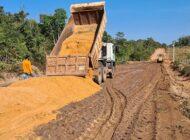 DER garante recuperação e melhorias de 80 km da RO-495, na região de Chupinguaia
