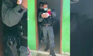 Mato Grosso: recém-nascido é resgatado pela PM após ser 'penhorado' em boca de fumo