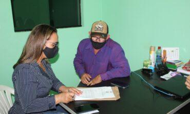 Deputada Rosangela Donadon solicita implantação de Delegacia da Polícia Civil em Chupinguaia