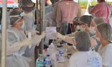 Mil testes: Prefeitura e Governo do Estado fazem testagem em massa para covid-19 hoje, veja local e horário