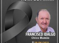 Ex-vereador de Cabixi falece vítima da Covid-19 em Vilhena