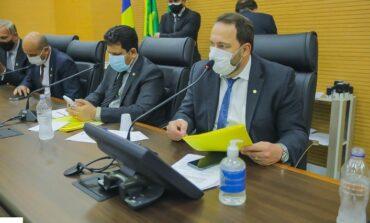 Assembleia Legislativa vai empossar Ribamar Araújo na sessão ordinária da próxima terça-feira (03)