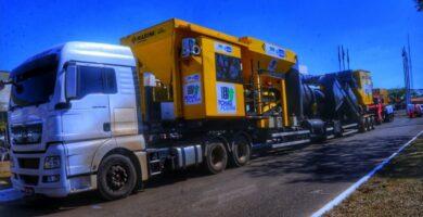 Sexta usina de asfalto do Estado é entregue em Vilhena pelo Governo de Rondônia