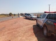 """""""Faleceu"""": fundador de Chupinguaia é atropelado por veículo em alta velocidade na BR-391"""